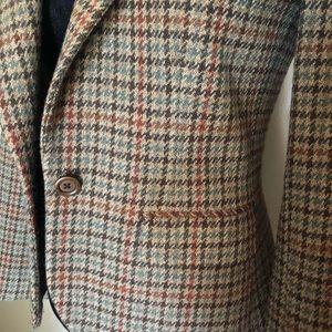 Ralph Lauren Jackets & Coats - RARE Vtg Ralph Lauren Blue Label Wool Plaid Blazer
